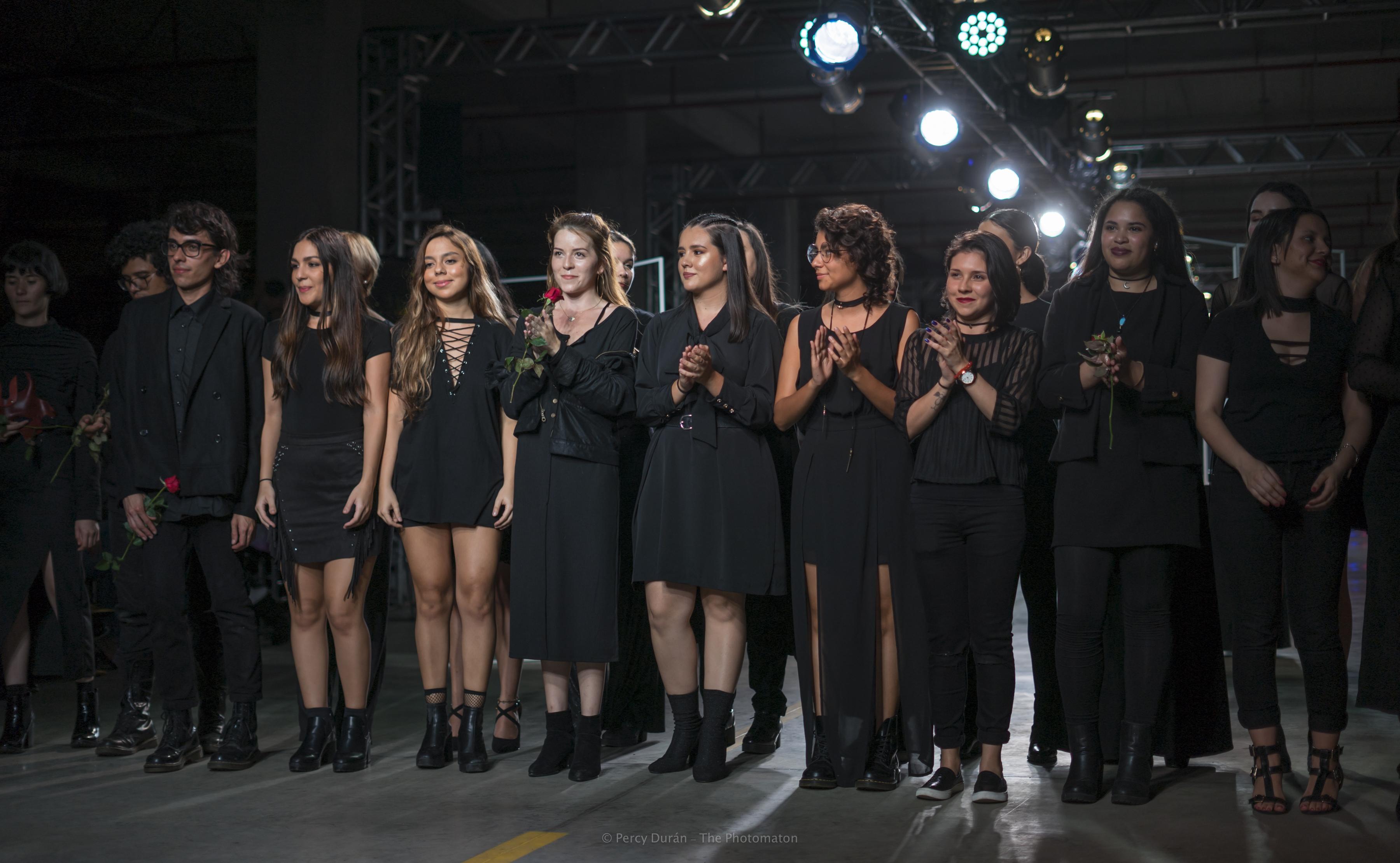 Parallax Fashion Show