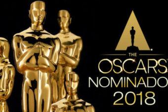 The Oscars Nominados 2018