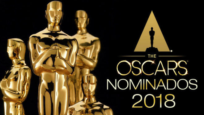 The Oscars Nominados 2018